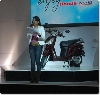 Honda Aviator being launched