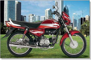 Hero Honda CD-Deluxe