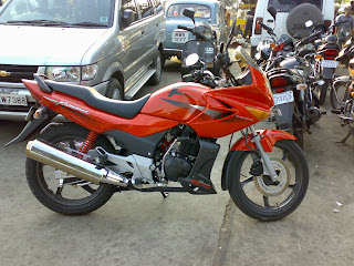 New Hero Honda Karizma R