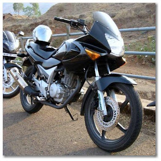 The Modified (for performance) Karizma