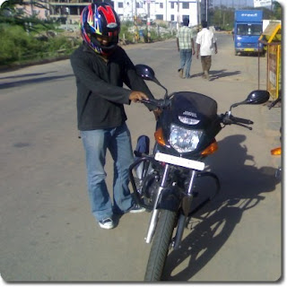 That's me checking out the CBZ Xtreme