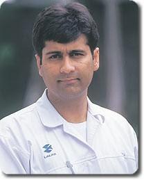 Rajiv Bajaj, MD Bajaj Auto