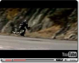 Screenshot of the Bajaj XCD TV Ad