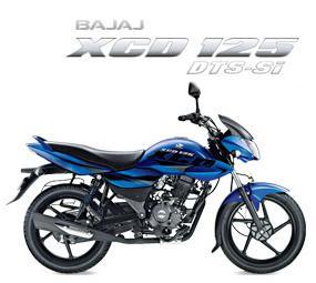 125 cc Bajaj XCD