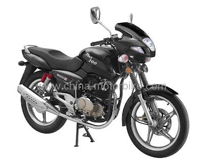 Chinese Copy of the Bajaj Pulsar