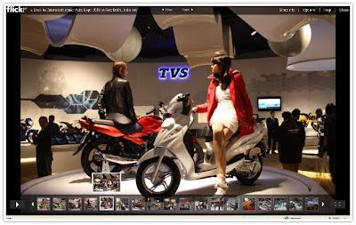 TVS@AutoExpo 2010