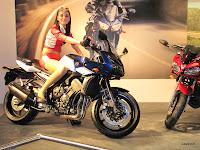 1000cc Fazer @ AutoExpo 2010