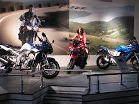1000cc Fazer & 150cc Fazer@ AutoExpo 2010