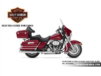 Harley Davidson India Electra Glide