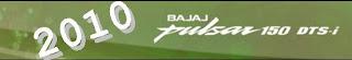 2010 Bajaj Pulsar 150 DTS-i