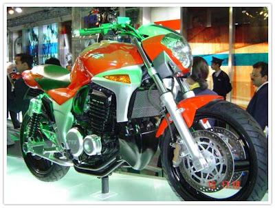 TVS Taurus Concept, 2006