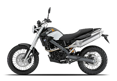 BMW G650 X Country