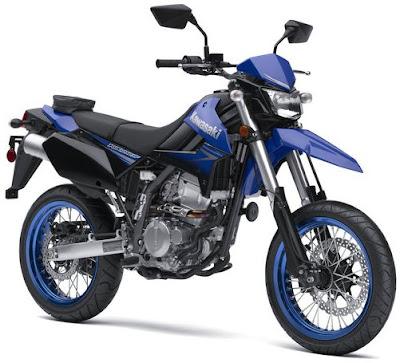 Kawasaki KLX 250SF - Supermoto