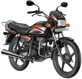 100 cc Splendor