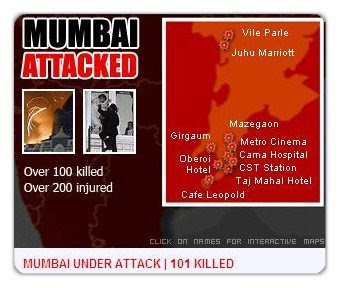 Mumbai Attacked