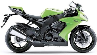 2010 Kawasaki ZX-10R