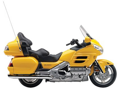 2010 Honda Gold Wing GL1800