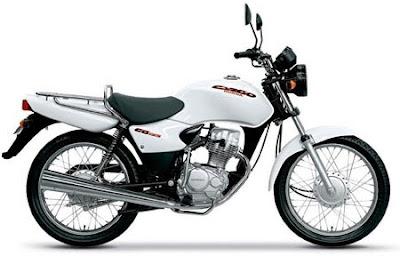 Honda CG125 Cargo