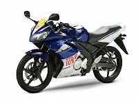 R15 in Moto GP Colors