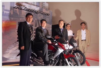 2010 New Mega Pro