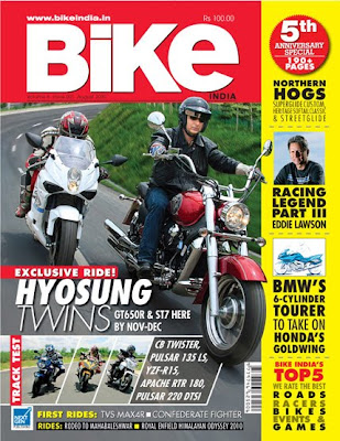 Bike India August 2010 Issue