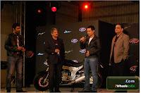 Mahindra Motorcycles Launch