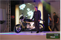 Mahindra Motorcycles Launch