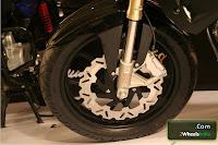 Mahindra Mojo Front Disc Brake