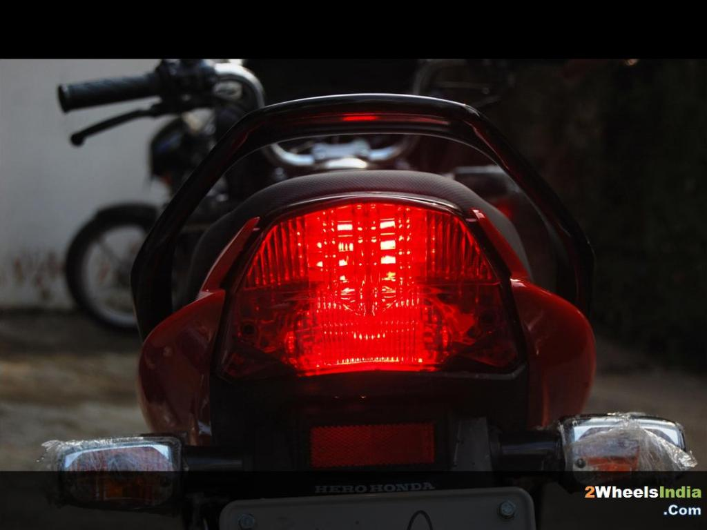 Passion Pro APDV Tail Lamp