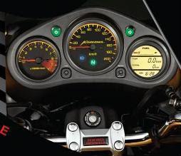 2011 Hero Honda Karizma R Speedometer