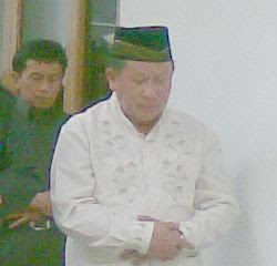 Komjen Pol Susno Duadji