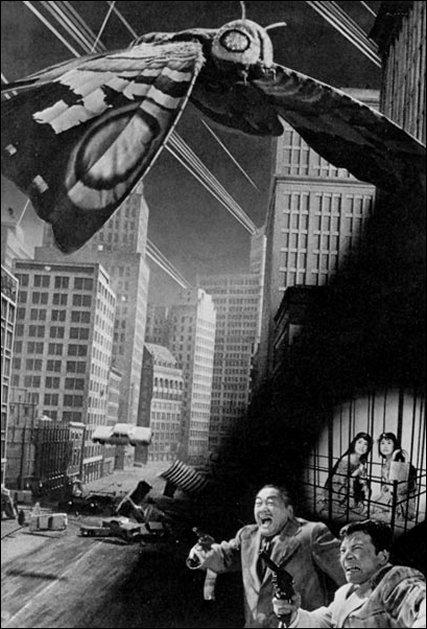 Mothra Oh noes!