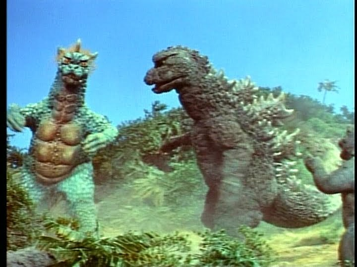 Godzilla 3d News And Info All Monsters Attack Aka