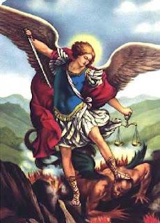 Imagens de São Miguel Arcanjo