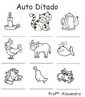 Atividades De Auto Ditado