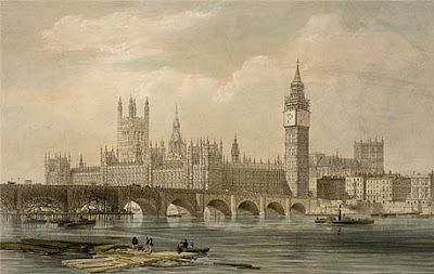 Famous Building Constructed Under Elizabeth  In Westminster