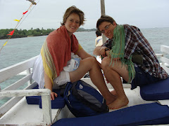 """""""Wind in my hair"""": Boating in Panglao"""