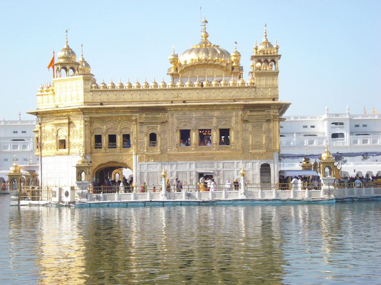Great Golden Temple Picture