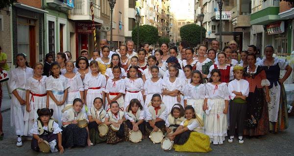 Processó de La Mare de Déu de Sales