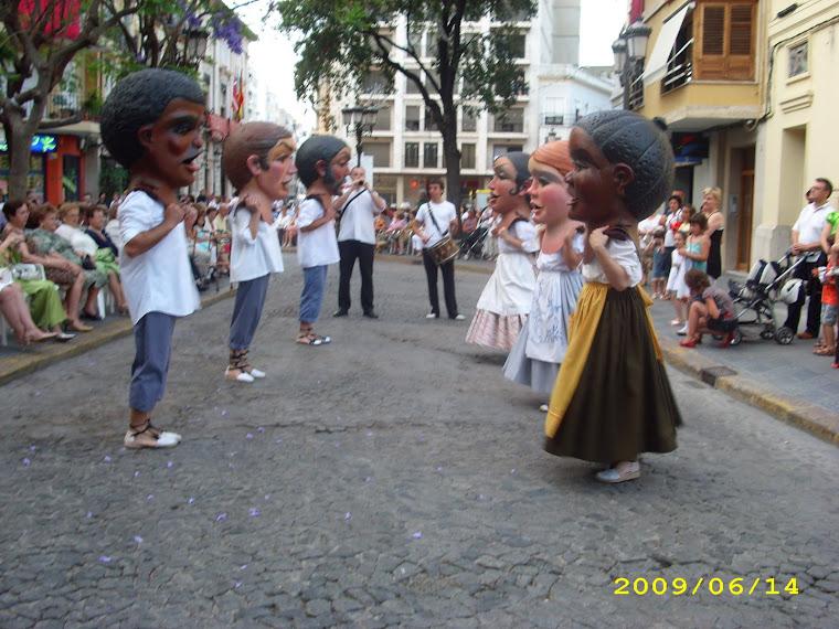 Ballant els Nans