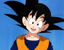 **Goten el segundo hijo de Goku**.