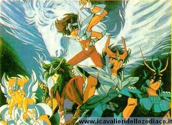 Caballeros de Athena Saori.
