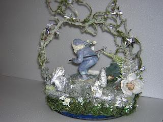 Oggettistica artigianale e riflessioni dicembre 2008 - Babbo natale modello artigianale ...