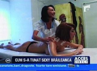 Sexy Braileanca Tunata