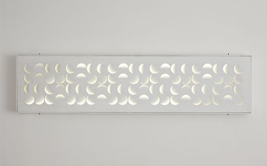 Miyo wada wants light up arabesco wall light by giacomo benevelli designed c 1960s it will feature in the new jicky commercial to be aired this week aloadofball