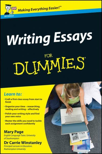 Essay writing for dummies