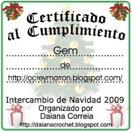 Me otorgaron un certificado¡¡¡¡¡¡¡