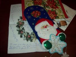 Estos regalos recibí de Celia--Perú