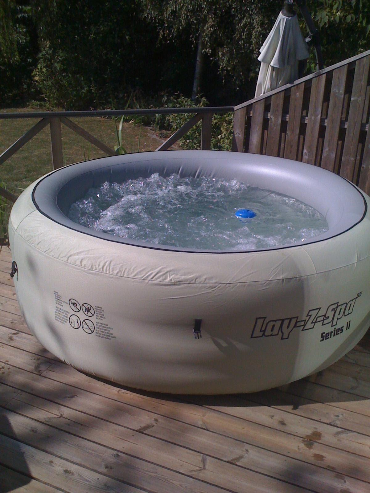 billig uppblåsbar pool