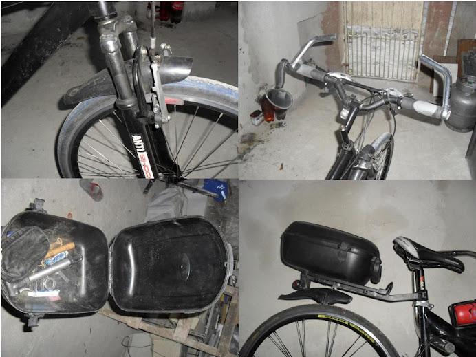 Modelo Opcional de Bike Modalidade de Ciclo-transporte Urbano